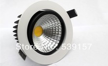 Wholesale Recessed Ceiling Light 10W/15W/25W Cob Led Chip With Waterproof Power Driver 85-265V AC,Ceiling Lights From Home