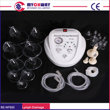 High quality factory price machine from Mychway  !!! Vacuum Breast Enhancement Machine /Vacuum Cupping Massager Suction Cups