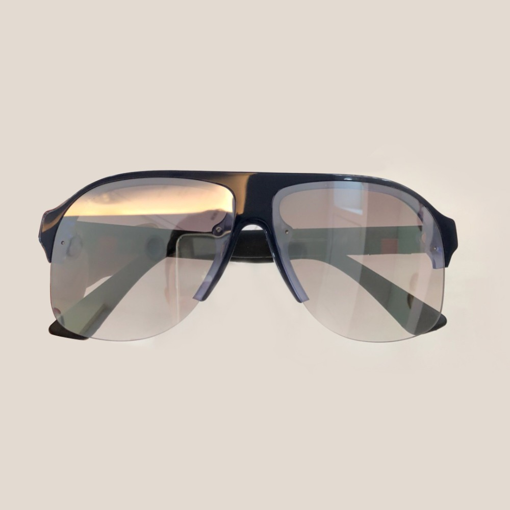 2018 New Fashion Men's Sunglasses with Packing Box Oculos De Sol Masculino Vintage Fashion Men's Retro Shades