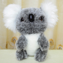 Hot 1 Pc Children Cartoon Animal Plush Doll Toys Kids Mini Lovely Soft Koala Stuffed Bear Baby Gifts Boys Girls Favorites 2017(China)