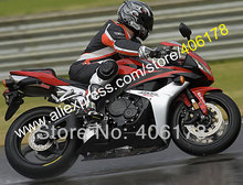 Hot Sales,set Injection White ABS Fairing for CBR600RR 2007 2008 CBR 600RR F5 07 08 CBR 600 RR Fairings Kit (Injection molding)(China)