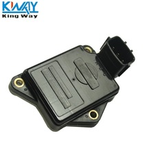 FREE SHIPPING-King Way - Mass Air Flow Sensor Meter Hardbody Truck For Nissan D21 AFH55-M10 AFH55M10(China)