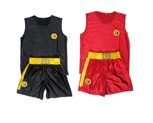 MMA Muay Thai Boxing Shorts Kick Boxing Pants Sanda Wushu Kungfu Trunks For Kids Children and Man