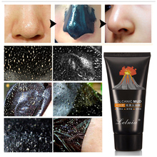 Buy Hername Charcoal facial Shiills blackhead pro remover Tearing nose outlet women men black head acne treatment face mask 60g+8g for $1.82 in AliExpress store