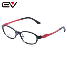Fashion Baby Kids Toddler Acetate Optical Eyeglasses Frames Girls Boys Children's Spring Hinge Eyewear Frames 5 Color EV1394