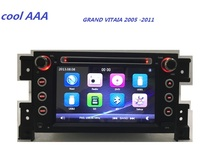 2 din radio car DVD player  GPS Navigation for Car Multimedia DVD Head Unit Stereo Radio Player Fit for SUZUKI GRAND VITARA