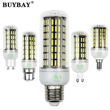 6pcs/lot Lamp e27 bulb e14 light 5w 7w 10w 12w SMD5736 led corn bulb B22 led bomblias 90-260V SMD5730 G9 led GU10 lampada lights
