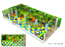 Exported to Latvia Electronic Indoor Play Equipment  Children Playground Set 150916-B