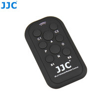JJC Universal DSLR/SLR Camera IR Infrared Wireless Remote Video Recording Shutter Release for PENTAX Canon Nikon Sony