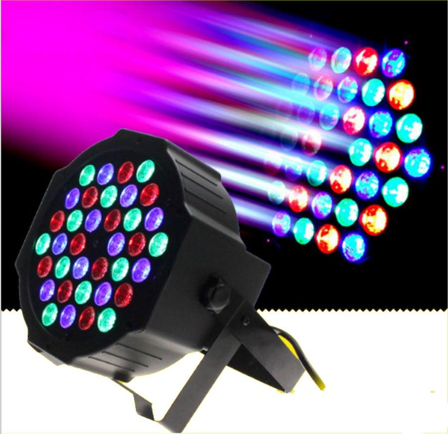 RGB LED Stage Light  36w Par  Dimming Lighting ,DMX Led Par Effect Lights for Disco DJ Party Show<br>