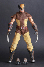 Wolverine Variant Action Figure 1/6 scale painted figure X-Men Real Clothes Ver. Variable Wolverine Doll PVC figure Toy Anime