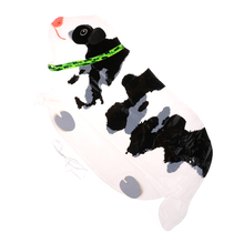 1Pc Baby Shower Foil Balloons Cow Pet Helium Walking Balloon Party/Birthday/Wedding Decorations Animal Shaped Toy Kids Gift(China)