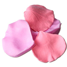 Rose Flower Petal Shaped Silicone Mold Soap Mold Cake Cookie Chocolate Fondant Decor DIY Baking Tools