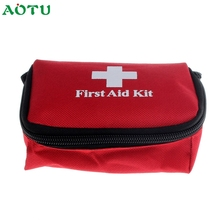 11 kinds Outdoor Sports Household Emergency Survival First Aid Kits Pack Medical Travel Rescue Bag Jan04(China)