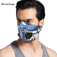 Half Face Bike Mask Windproof Anti- Haze Dust  Face Cover Running Cycling Mountain Bicycle MTB Riding Outdoor Sports Masks