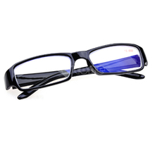 Women Men Black Frames Eyeglass Myopia Glasses -1 -1.5 -2 -2.5 -3 -3.5 -4 -4.5 -5.5 -6 Semi-rimless Reading Eyeglass
