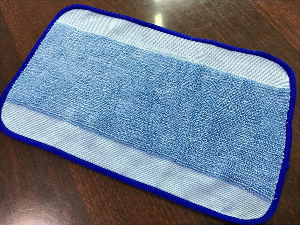 Washable Reusable Microfiber Mopping Sweeper Cloths for iRobot Braava 380t 320 Mint 5200 Robotic Home Essential Free Shipping(China)