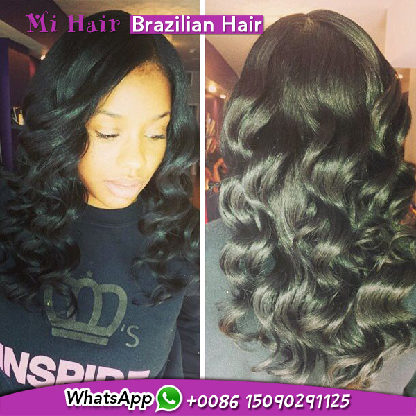 Peruvian Virgin Hair Body Wave 3Pcs Cheap Unprocessed 6a Peruvian Body Wave Hair Real Human Hair Weave Natural Black 100g/bundle<br><br>Aliexpress