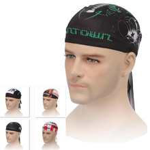 Buy Q957 free Cycling pirate hat Bike Bicycle Cycling Hat Cap Running Bandana Headband Pirate Beanie Headwear for $5.92 in AliExpress store