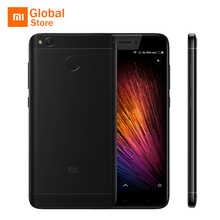 "Free Case and Film! Xiaomi Redmi 4X Pro 3GB RAM 32GB ROM Mobile Phone Snapdragon 435 Octa Core 5.0"" HD 4100mAh Redmi4X 4 X"