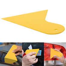 Mini Car Vehicle Snow Ice Shovel Scraper Removal Clean Tool Plastic Decoration