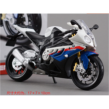 S1000RR  Metal Kit Diecast Motorbike Model Maisto Assembly Toys  1:12 Scale Model Motorcycle Free shipping