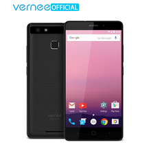 "Vernee Thor E 5"" HD 4G LTE Mobile Phone MTK6753 Octa-Core 5020 mAh Android 7.0 Cell Phones 3G RAM 16G ROM 5.0 Inch Smartphone"