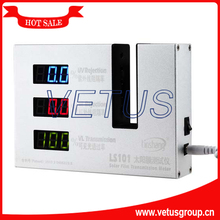 LS101 Automotive solar film transmittance meter with Proof membrane tester
