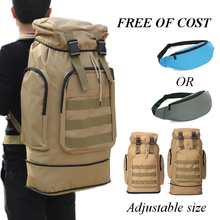 High Quality Outdoor Sports Backpack FREE OF COST Chest Bag Large Capacity For Travel Camping Hiking Tactical Backpacks Dry Bags