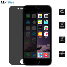 0.33mm Privacy Anti Spy Tempered Glass Film For Apple iPhone 7 7 Plus Glass Screen Protector For iPhone 5 5S SE 6 6S Plus Saver