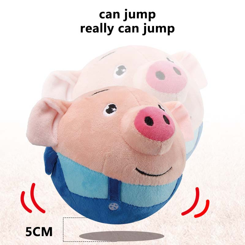 Electric Toy 120 Songs Recordable Cartoon Jump Cute Toys