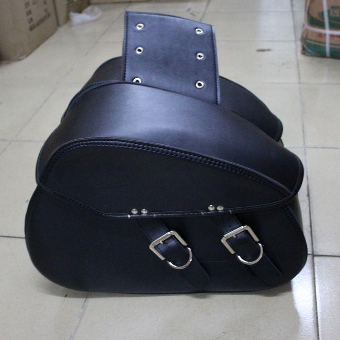 for  motorcycle Prince car cruise car side bag Bag Kit riding side saddle bag case side box<br><br>Aliexpress