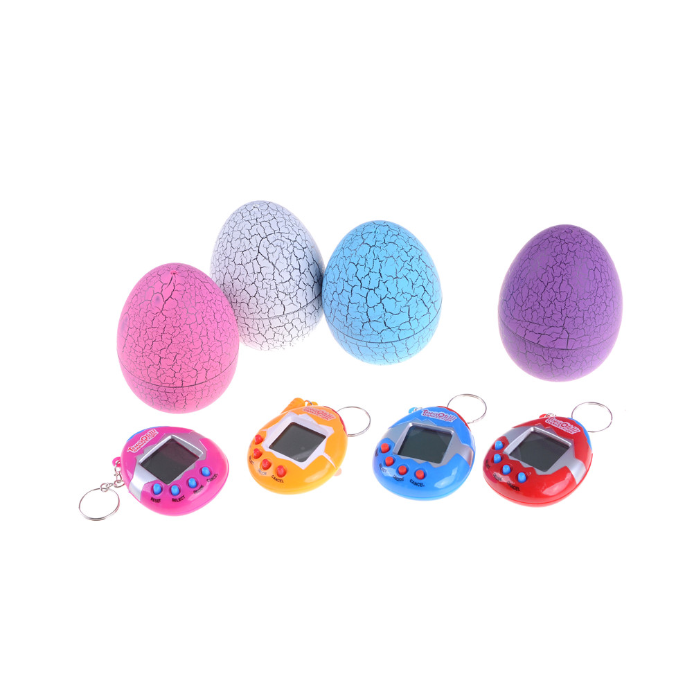 Dinosaur Egg Best Xmas Kids Play Gift Tamagotchi Electronic Pets 49 in 1 Toys