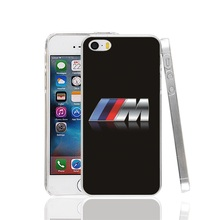 25982 racing 3m bmw Car Logo Cover cell phone Case for iPhone 4 4S 5 5S SE 5C 6 6S 7 Plus