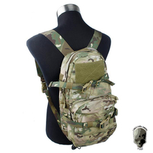 TMC Modular Assault Pack w 3L Hydration Bag Emerson Carrier Molle Backpack Wargame Hiking Combat Gear Coyote Brown Multicam(China)