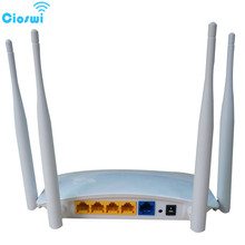 CHANEVE 300Mbps OpenWRT Wireless 21M 3G WCDMA UTMS HSPA WiFi with sim card slot