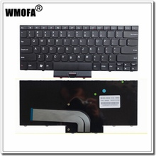 New Keyboard FOR IBM FOR LENOVO Thinkpad Edge 14 edge 15 E40 E50 US laptop keyboard no mouse rod