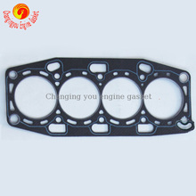 For MITSUBISHI COLT OR PROTON PERSONA 400 4G92 Cylinder Head Gasket Car Accessories Engine Gasket MD310970(China)