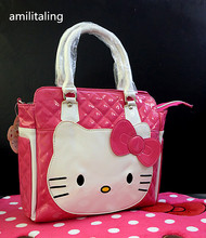 New Hello kitty Handbag Purse Tote Shopping Shoulder Bag yey-14558HP