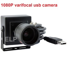 ELP 5MP HD Aptina MI5100 CMOS 2.8-12mm varifocal cctv mini industrial USB Camera High resolution high fps,high speed webcam Came