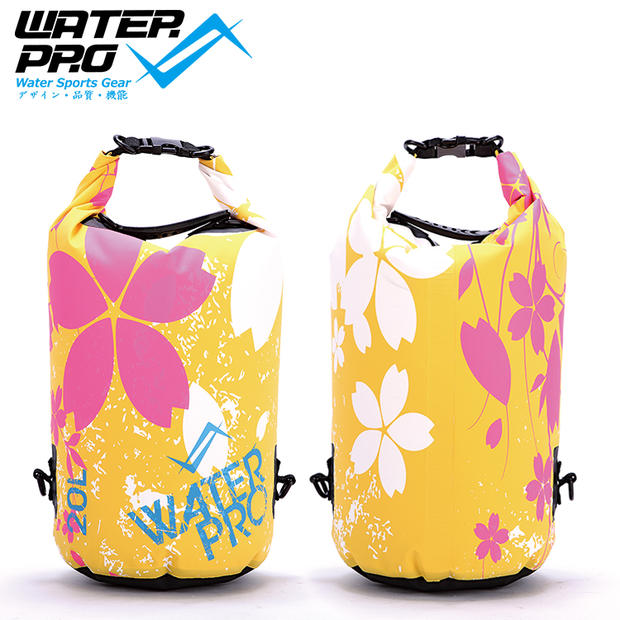 Water Pro 30L Blossom Waterproof Dry Bag Camping Kayaking Snorkeling Diving Boating Surfing<br><br>Aliexpress