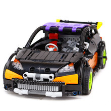 Lepin 20053 Technic Series The Hatchback Type R Set MOC-6604 Building Blocks Bricks LegoING Educational Toys to Boy Gifts Model(China)