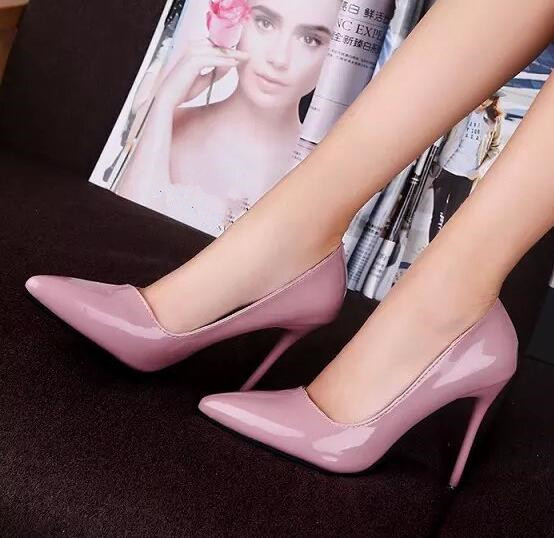 woman thin heel high sandal shoes sweet shallow mouth lady fashion pumps zapato de tacon  party shoes wedding casual OL sandal<br><br>Aliexpress