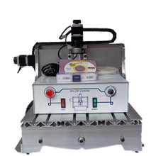 CNC 3040 T-D300 engraving machine wood router with 300W DC spindle(China)