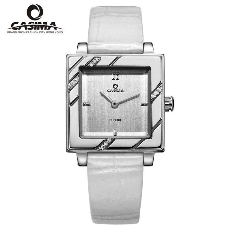 2017 fashion Luxury brand Womens Bracelet Watches dazzle beauty ladies quartz wrist watch women crystal waterproof CASIMA 2611<br>