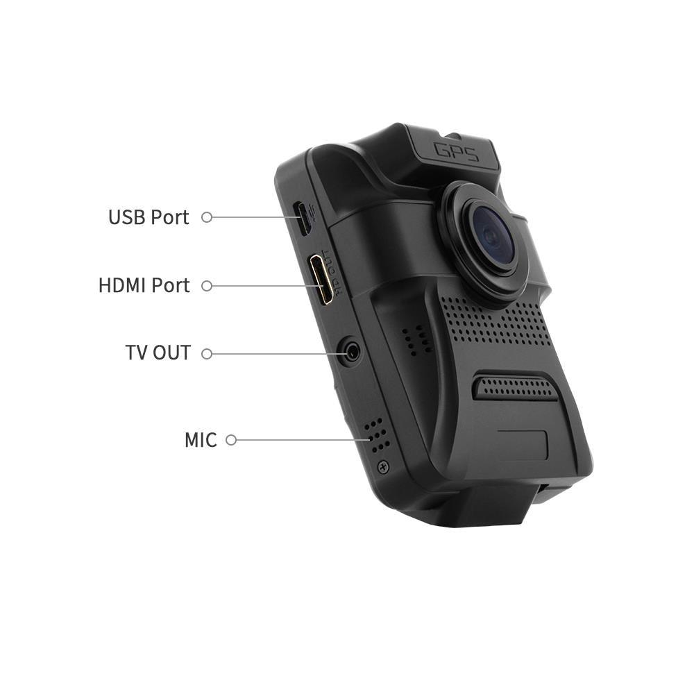 Azdome GS65H Mini Dual Lens Car DVR Camera 1080P Full HD Dash Cam Novatek 96655 Video Recorder G-sensor Night Vision 18