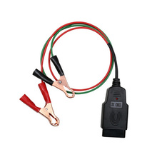 Best Exchanging Car Computer Power Tool Car Battery Helper Support 30A Current Change Battery Clip Cable Free Shipping