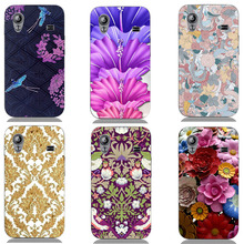 Fashion Printed Case For Samsung Galaxy Ace S5830i GT S5830 GT-S5830i Cover Original Cute Drawing Hard Plastic Phone Case(China)