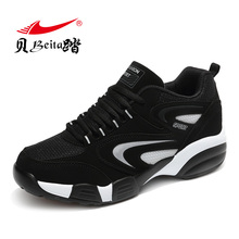 Beita 2017 Top Quality Brands Men Sneakers Shoes New Arrivals Solid Breathable Mesh Outdoor Sports Running Shoes for Men 39~44(China)