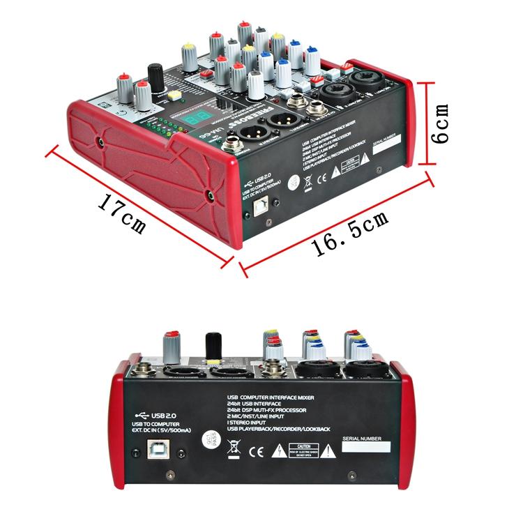 UM-66  13  Audio Mixer